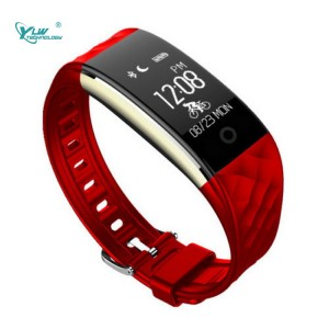 YLW BL15 OLED Screen Smart Bracelet wtih Heart Rate Monitor Waterproof IP67 Three-axis G-sensor