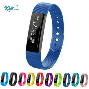 YLW Y115 OLED Screen Smart Bracelet wtih Sleep Monitor Waterproof IP65