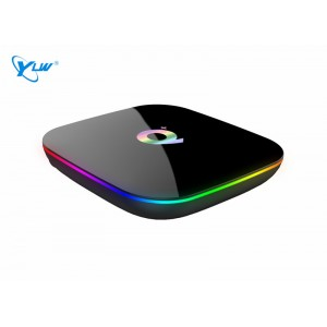 YLW-Q+The Latest Design Supports Mouse And Keyboard Via USB; Supports 2.4GHz Wireless Mouse And Keyboard Through 2.4GHz USB Dongle, Adopts The Latest Cutting-edge DDR Memory TV Box