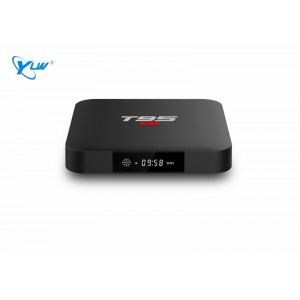 YLW T95 S1 The Perfect App Compatibility,Can Support All Google Player TV Version App And Voice Control,Deliver A Richer End-User Experience Of TV Box