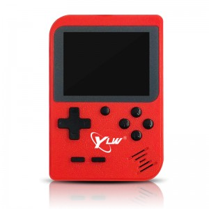 YLW Handheld Retro Game Console With 256 Games