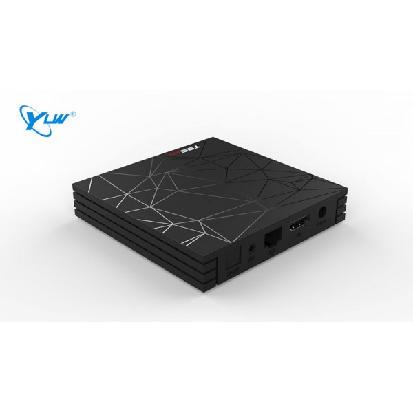 YLW T95max -H6 4+32 Large Memory, High-definition Screen Support All Kinds Of New And Old TV Of TV Box