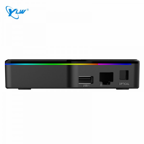 YLW TV BOX-T95ZPlus Allowing Users To Enjoy The Full Range Of Information On Television,Data,Language And Other Services
