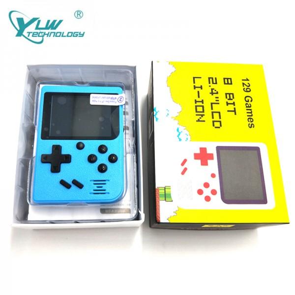 YLW 2 4inch TFT Screen Retro Mini Game Console Patent Design Model